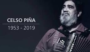 Muere Celso Piña, El Rebelde del Acordeón, a sus 66 años.