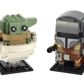 ¡LEGO lanza su set oficial de 'The Mandalorian' con todo y un Baby Yoda miniatura!