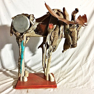 High Country Moose SOLD