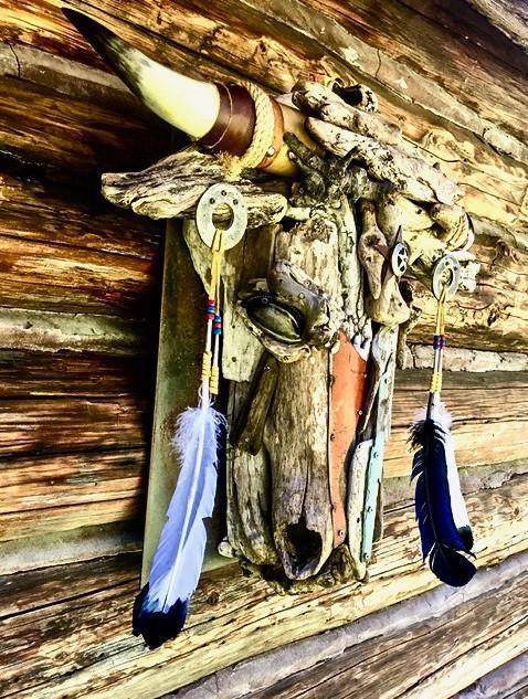 Texas TBone Wall Sculpture SOLD!!!