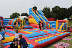​Bouncy play area