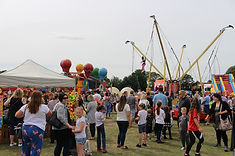 Children's' fairground fun