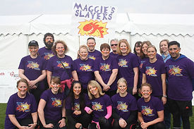 MAGGIE'S SLAYERS