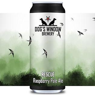 Pop'n'Hops X Dog's Window