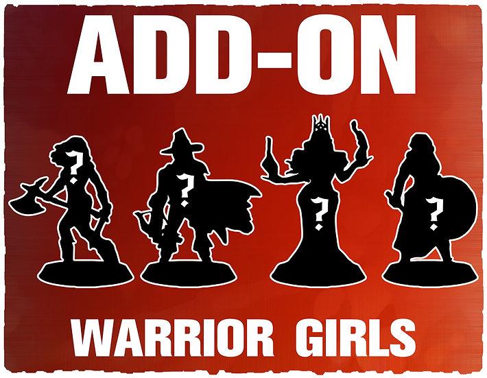 WARRIOR GIRLS - ADD-ON