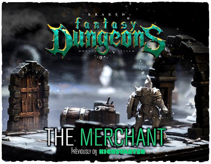 THE MERCHANT - (LATE PLEDGE)