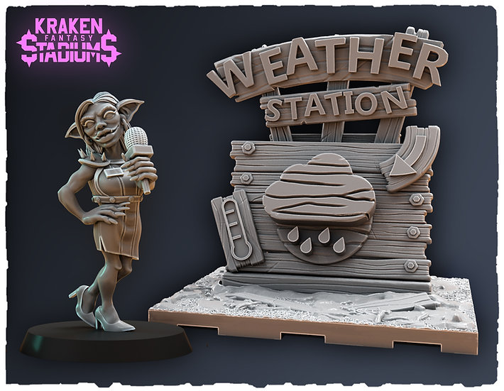 WEATHER CONTROL (Mini Included)
