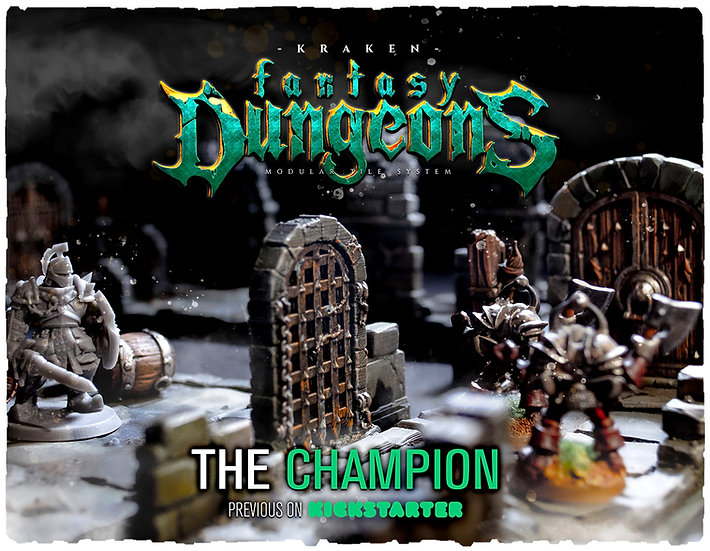 THE CHAMPION - (LATE PLEDGE)