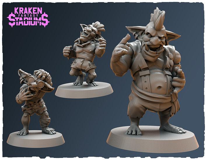 GREEN-TIDE-A (Goblin fans)