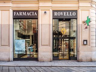 FARMACIA ROVELLO - PAVIA