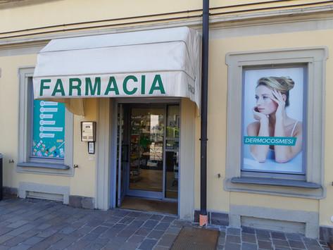 Farmacia Schiavi: più grande, più luminosa, più funzionale