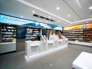 Farmacia Sant'Anna, Dr.ssa Bravi - Milano