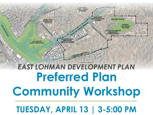 Check out the Draft Preferred Plan for East Lohman