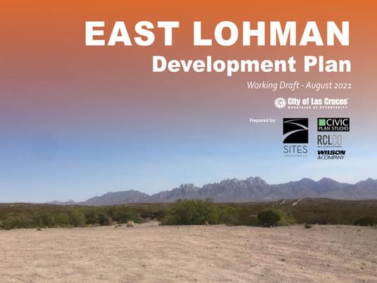 Review the Draft East Lohman Development Plan