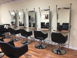 Cosmetology - mirrors