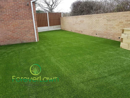 How To Enjoy Gardening After Artificial Grass Has Been Installed?