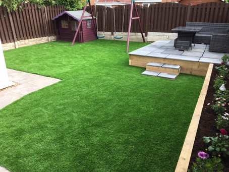 Hate Gardening in The Winter? Artificial Grass Could Be A Game Changer!