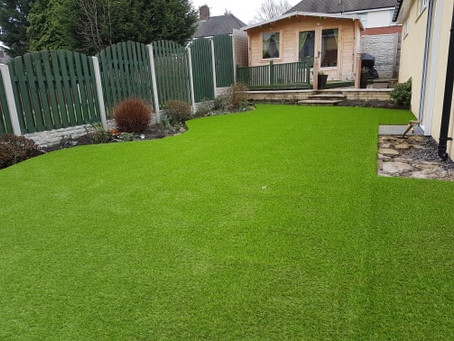 Artificial Grass: Save Time and Money