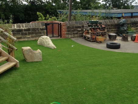 7 Benefits Of Artificial Grass In Schools And Playgrounds