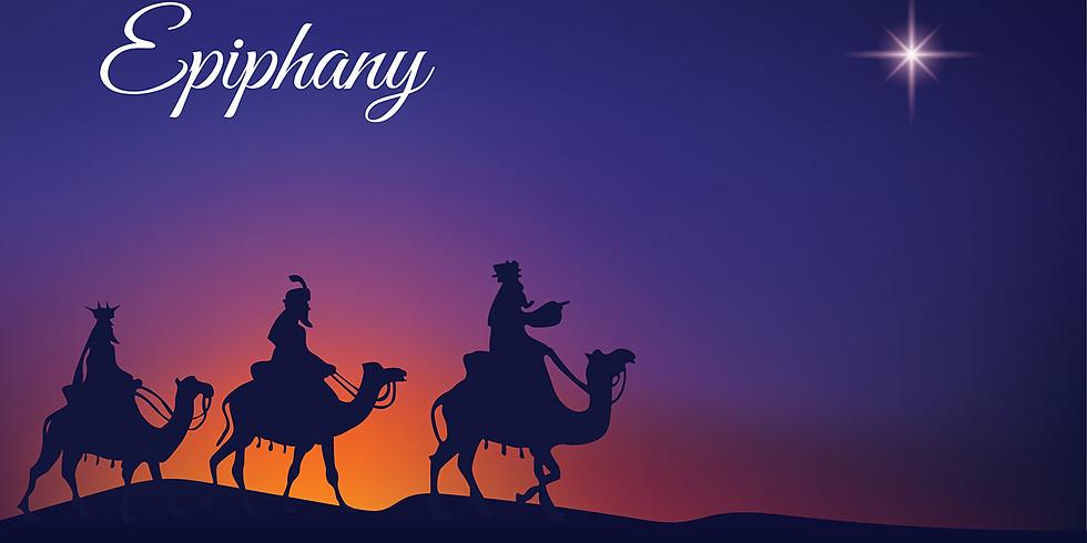 Sunday Mass for the Epiphany
