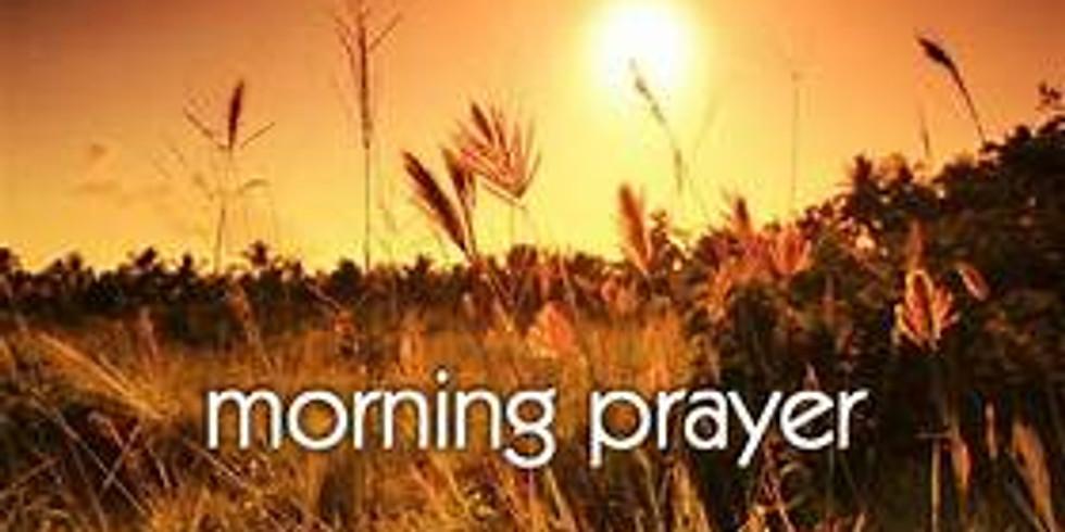 Morning Prayer and Breakfast (5)