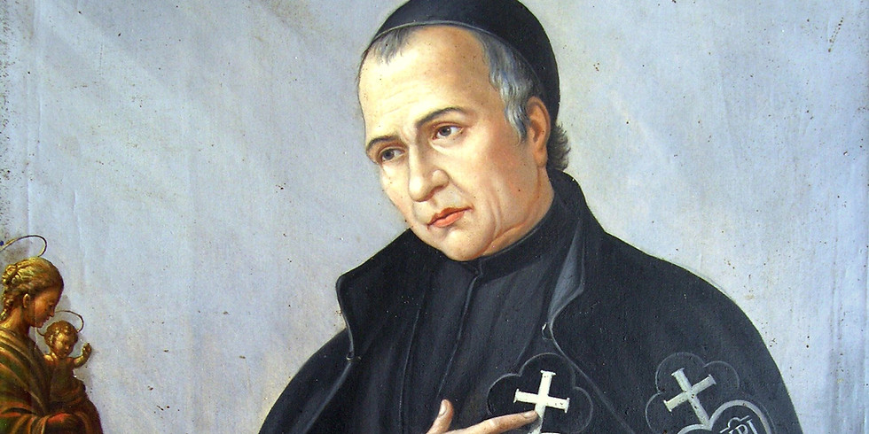 A Visit to the Shrine of Blessed Dominic Barberi, CP