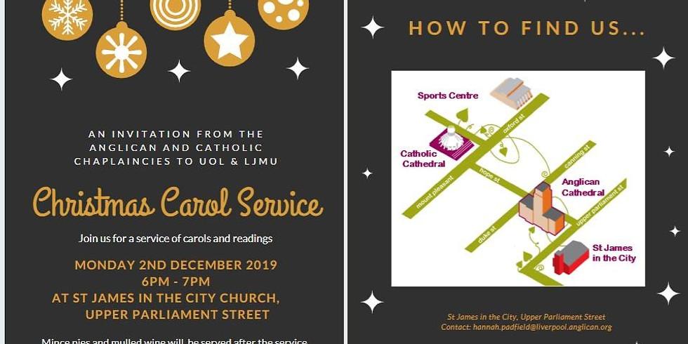Ecumenical Christmas Carol Service