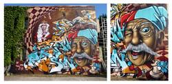 Fresque Milan 2019