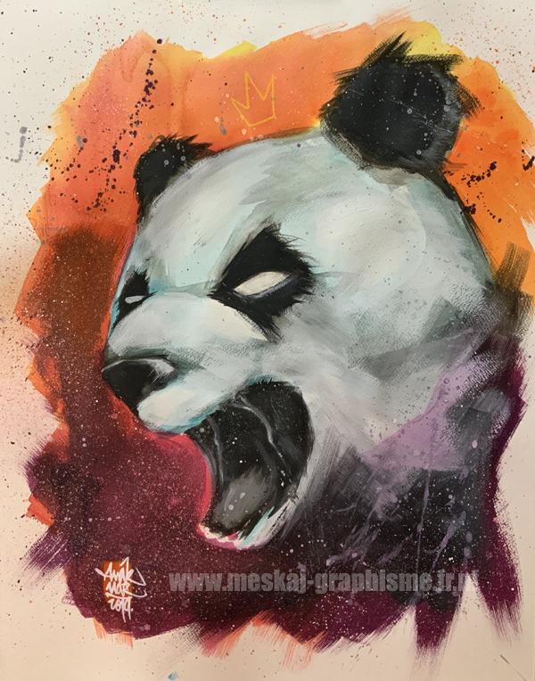 Raging Panda