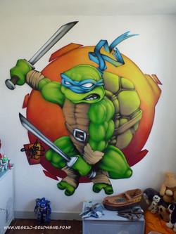 Ninja-turtle-Donatelo-Malone