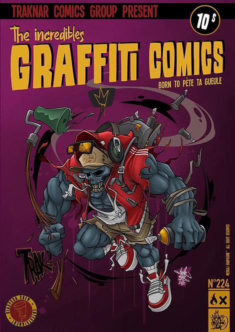 Graffiti Comics