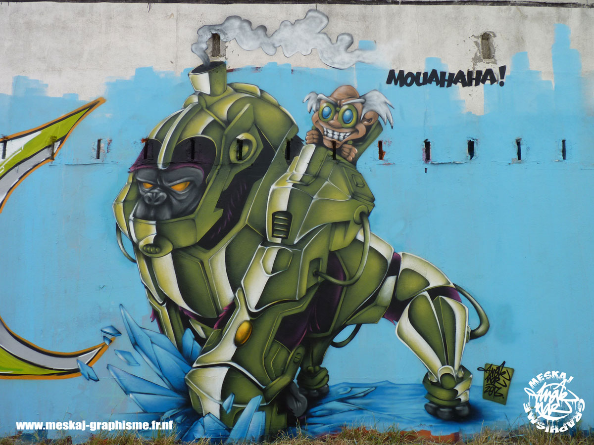 Gorille-mécanique-jam-Lorient-2016