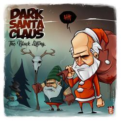 Dark Santa Claus