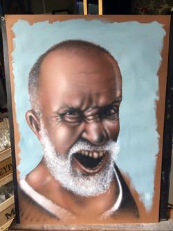 Old Autoportrait