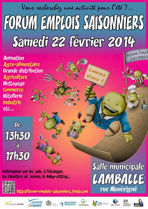 Affiche-forum-emplois-saisonniers-2014