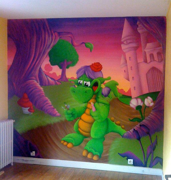 Chambre-dragonette