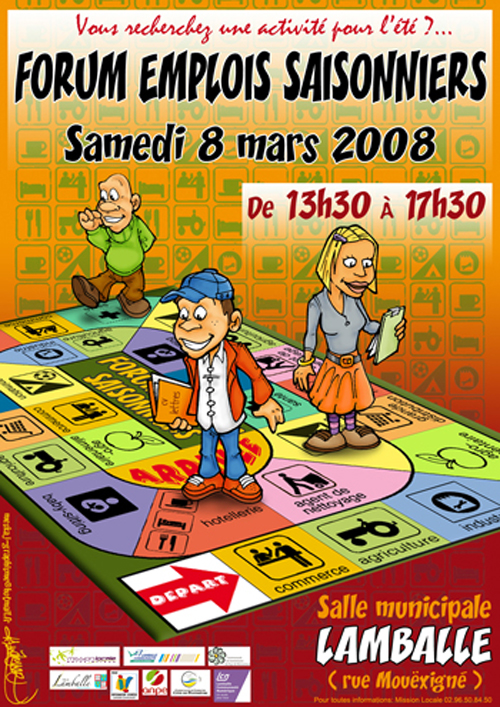 Forume+emplois+saisonnniers+lamballe+2008+zoom