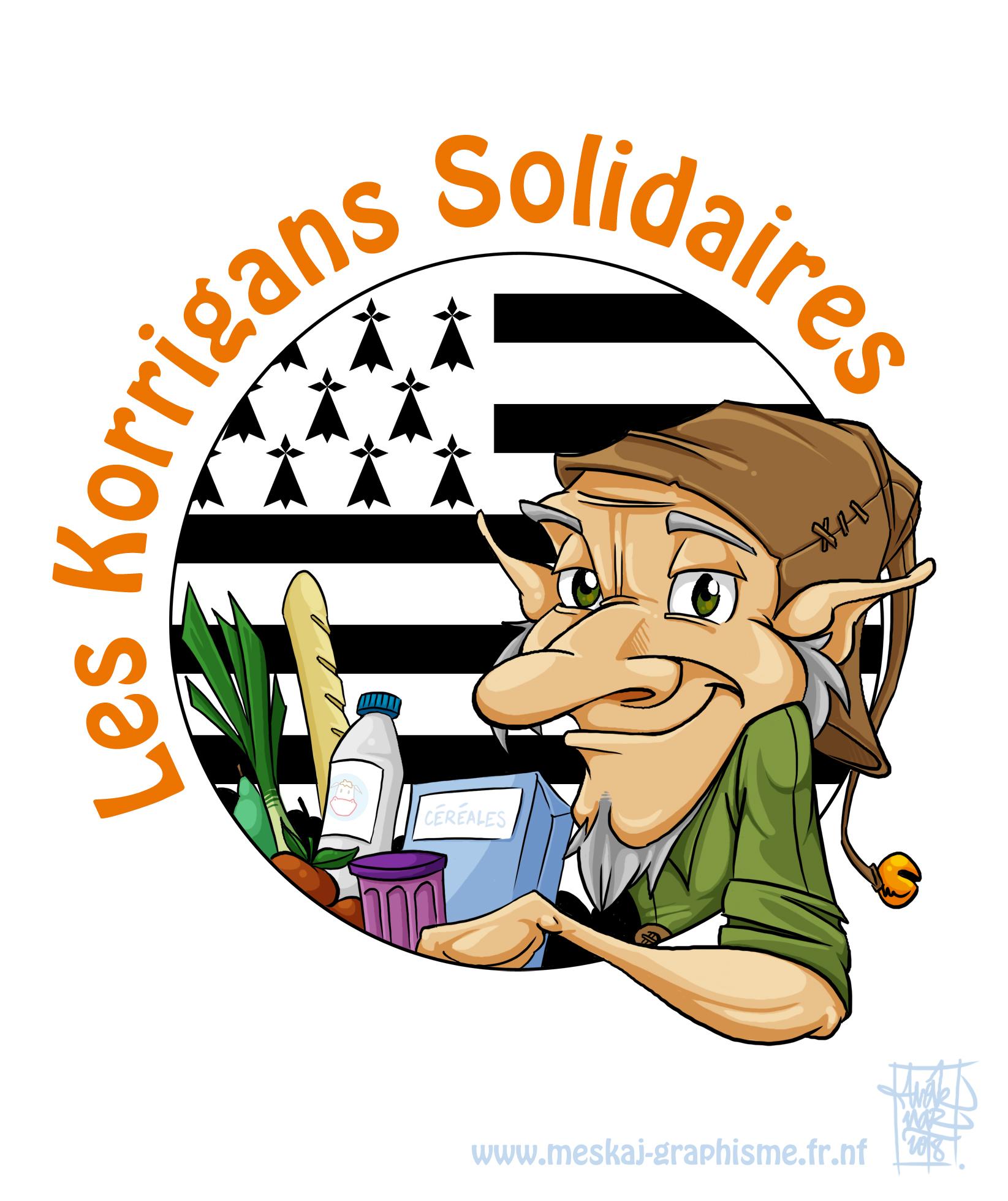 Logo Korrigans Solidaires