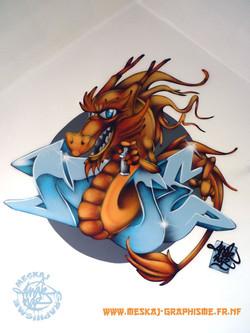 Déco-Dragon-Noé