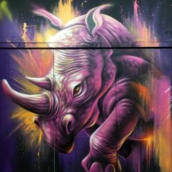 Rhino Wood Street Lorient