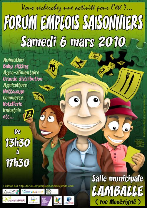 Forume+emplois+saisonnniers+lamballe+2010