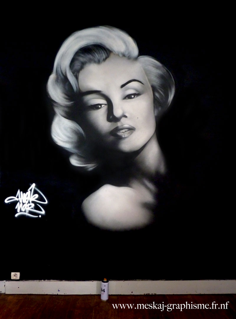 Marylin-Monroe-Lilou