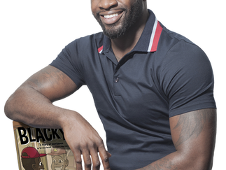 UB Spotlight: Terrence Terrell's New Self-confidence Book 'Blacky'