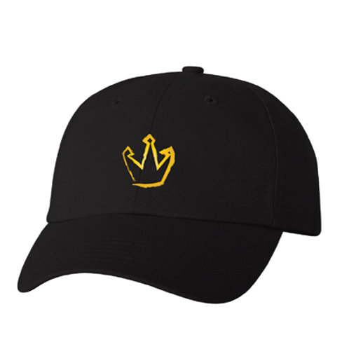 "THE CROWNED ""PHARAOH"" DAD CAP"