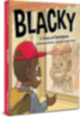 Blacky - the book