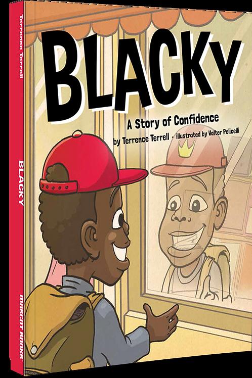 BLACKY BOOK
