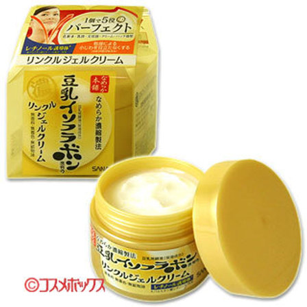 SANA NAMERAKAHONPO WRINKLE GEL CREAM 100g