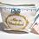 Thumbnail: Alice in Wonderland Tea Cup bag White S