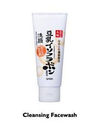 SANA Nameraka Soy Milk Cleanser