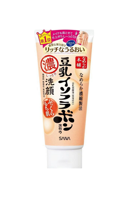 SANA Nameraka Honpo Soya Milk Cleansing Wash